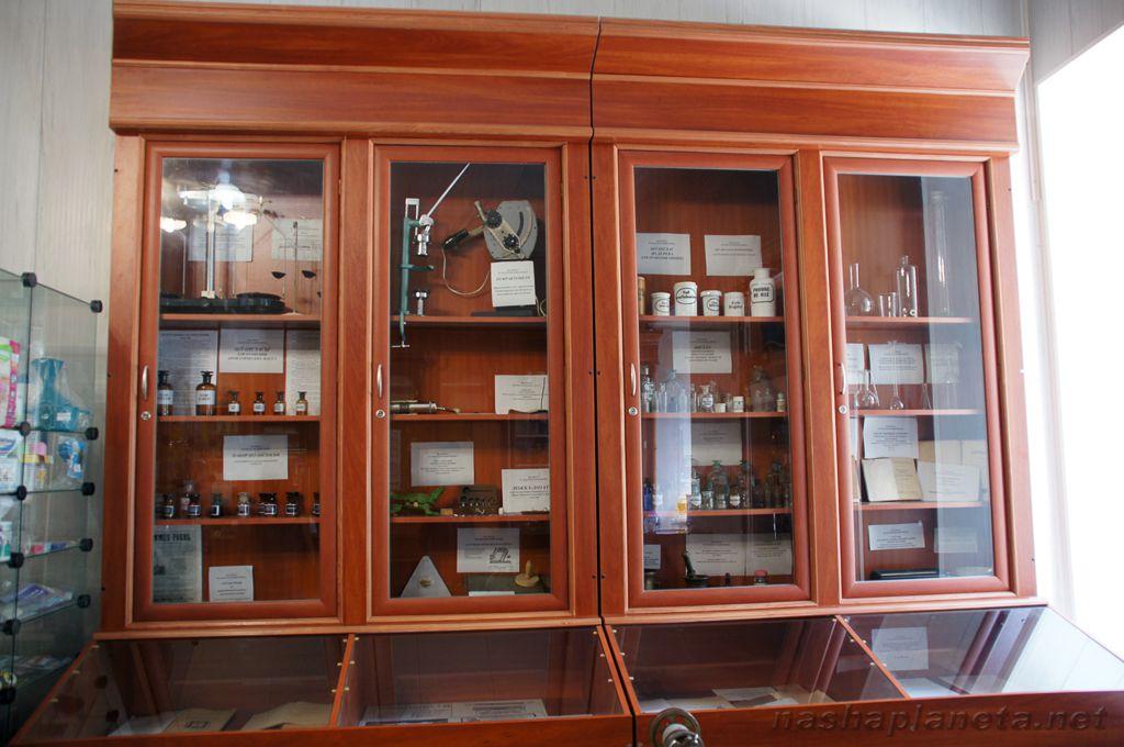 Аптека-музей «Старая морская аптека», Евпатория