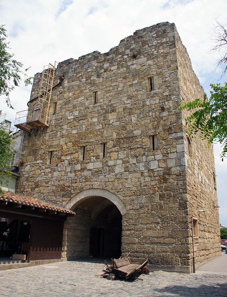 Гезлевские ворота, Евпатория