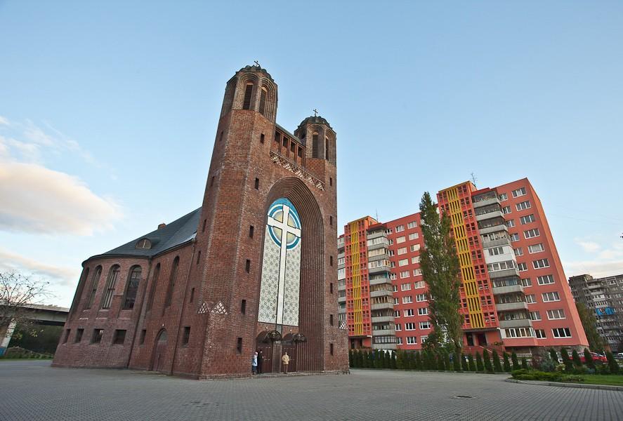Крестовоздвиженский собор, Калининград