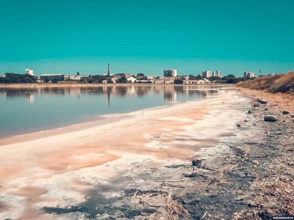 Мойнакское озеро, Евпатория