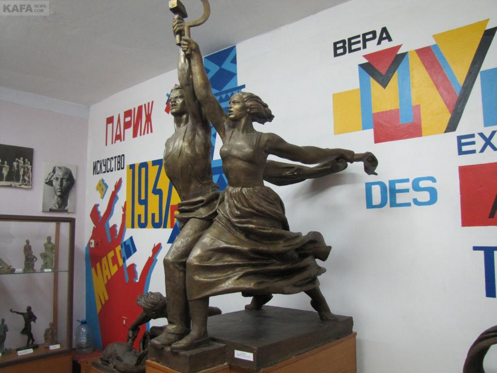 Музей скульптора Веры Мухиной, Феодосия