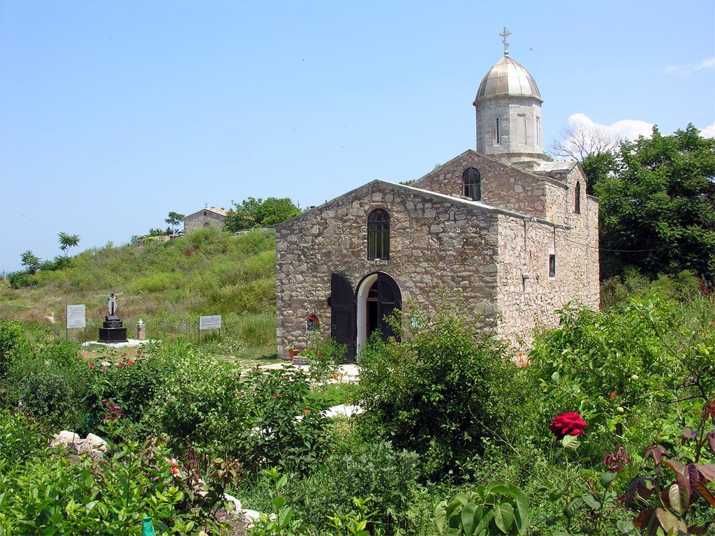 Храм Иверской иконы Божией Матери, Феодосия
