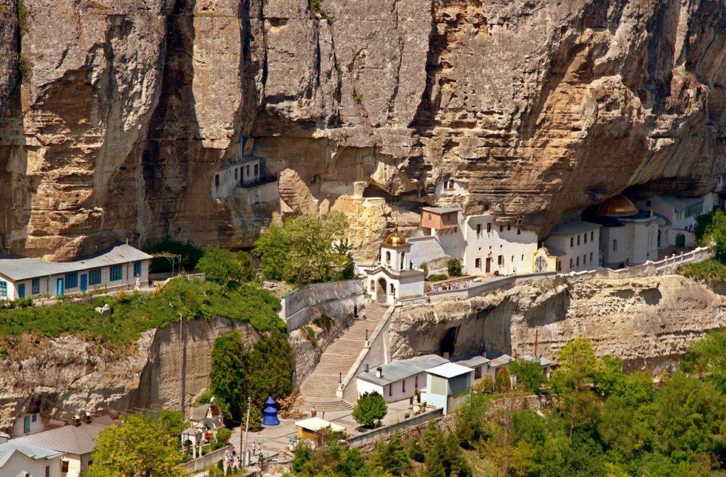 Свято-Успенский монастырь, Бахчисарай