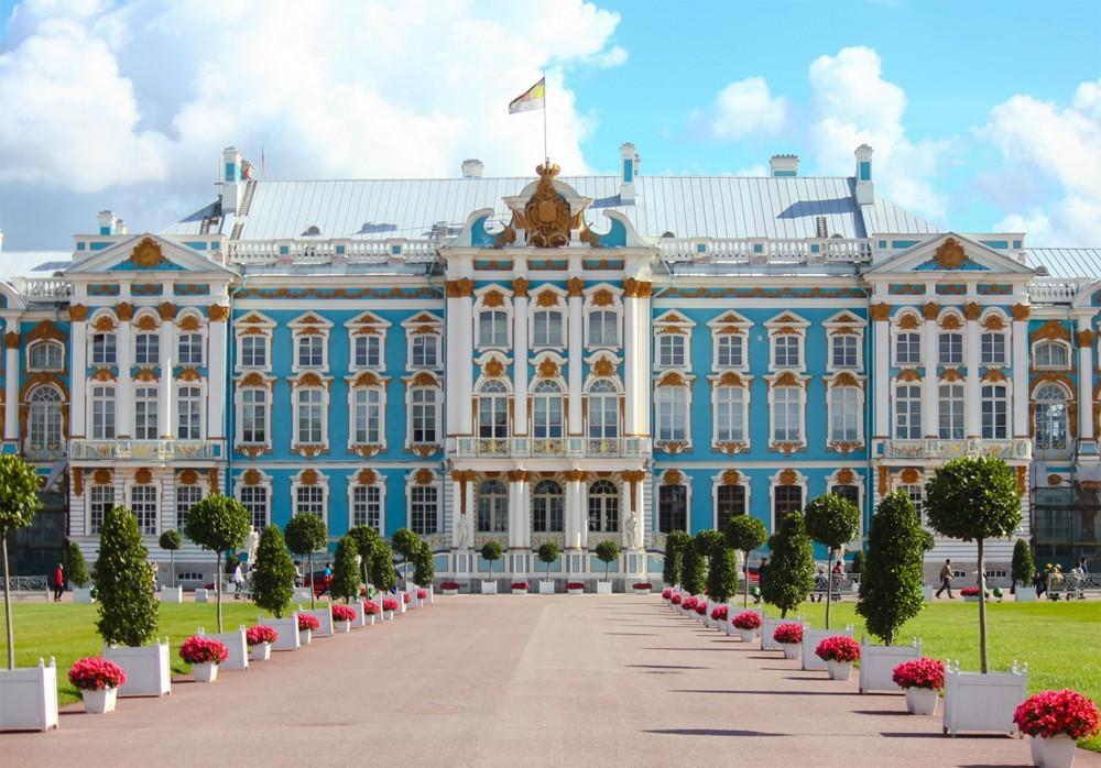 Екатерининский дворец, Санкт-Петербург