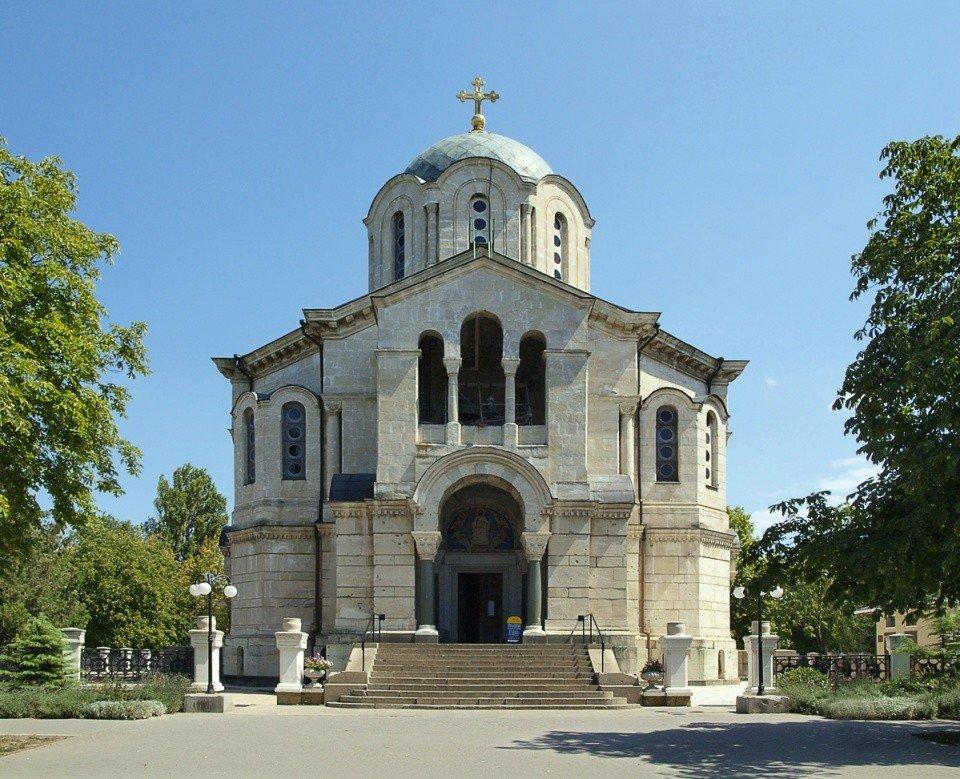 Владимирский собор, Севастополь