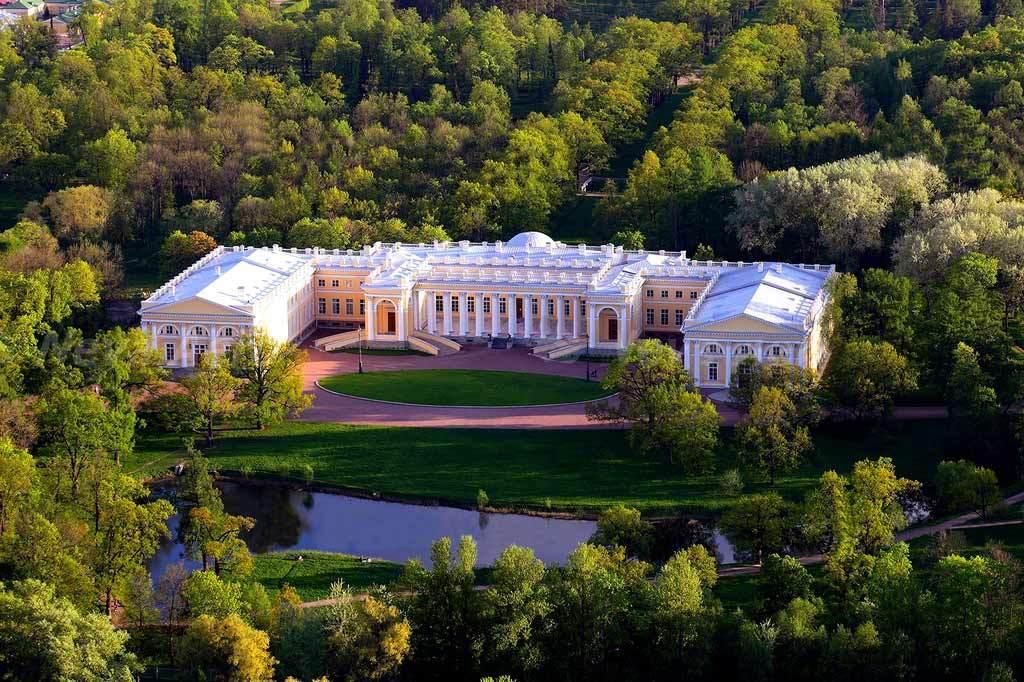 Александровский дворец, Санкт-Петербург