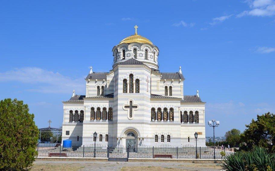 Владимирский собор в Херсонесе, Севастополь