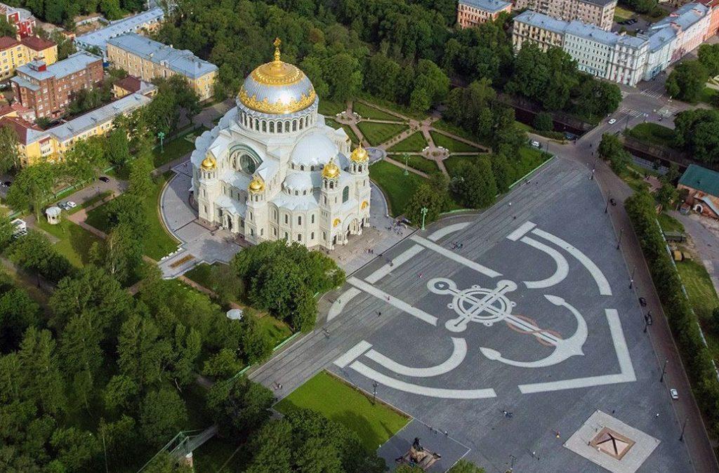 Морской собор святителя Николая Чудотворца, Санкт-Петербург