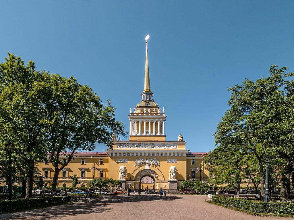 Главное адмиралтейство, Санкт-Петербург