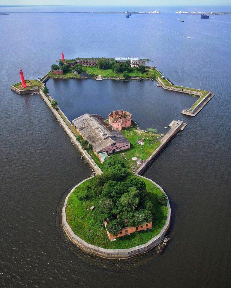 Форт Кроншлот, Санкт-Петербург