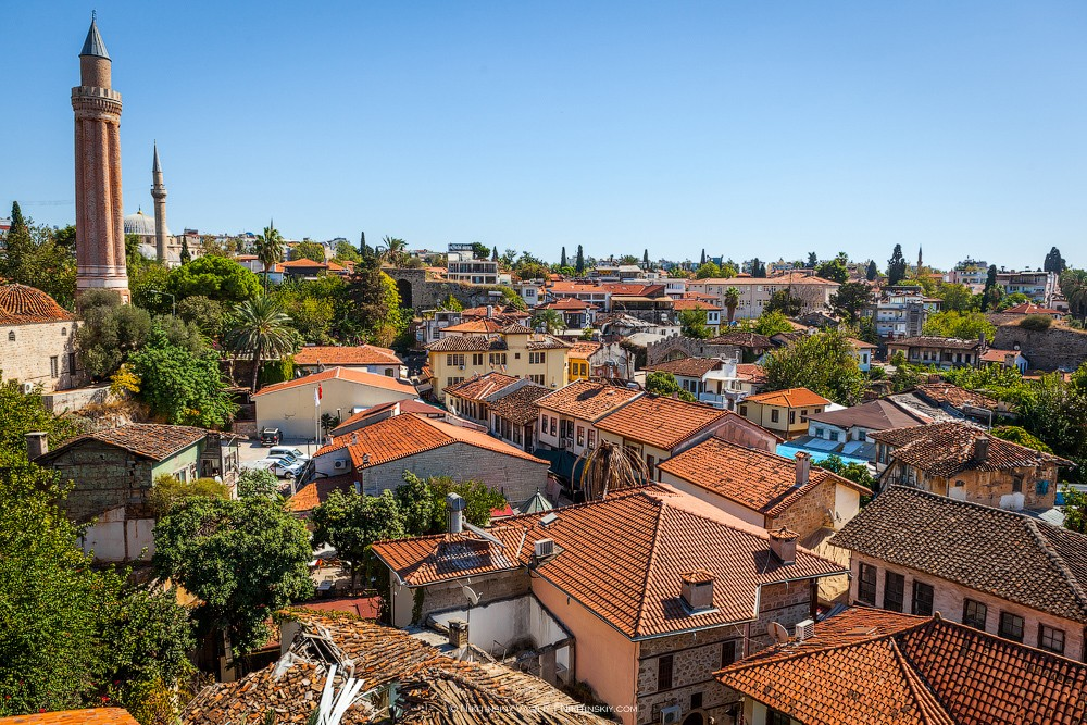 Старый город Калеичи, Анталия