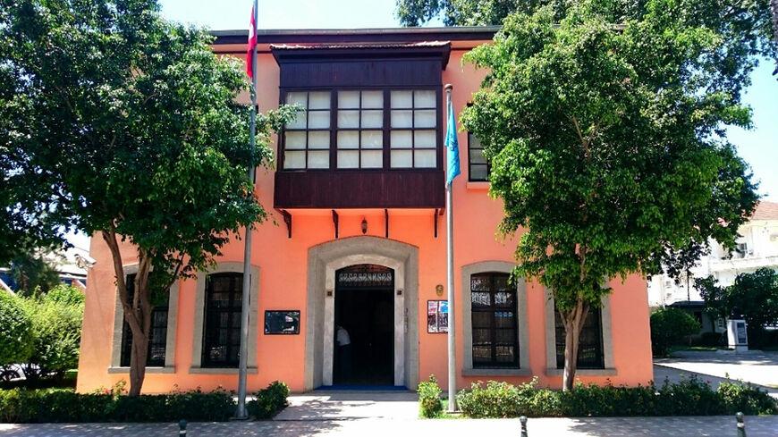 Дом-музей Ататюрка, Анталия