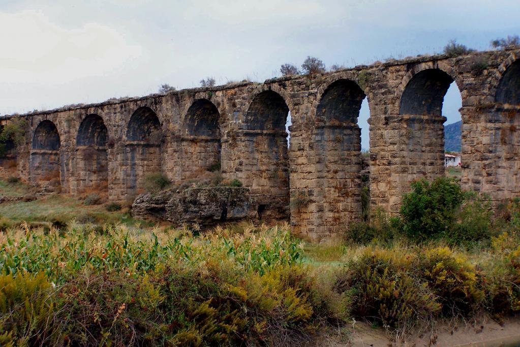Акведук, Сиде