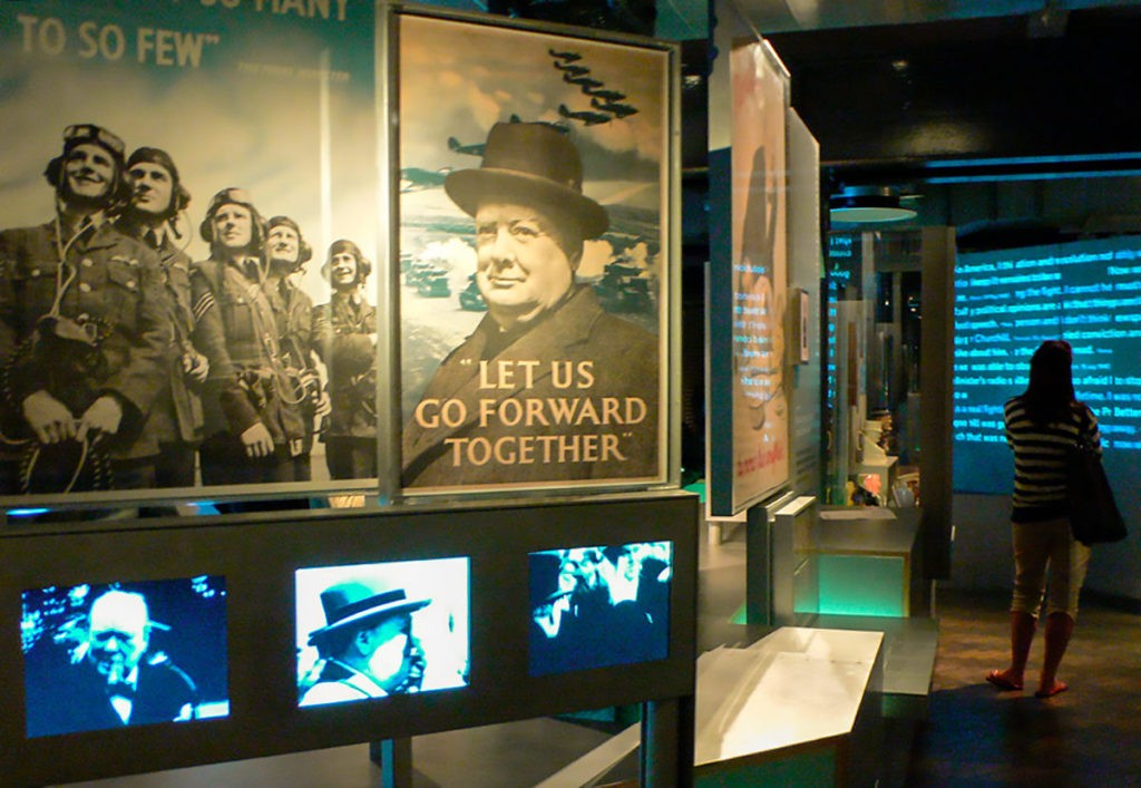 Музей «Военные комнаты Черчилля», Лондон