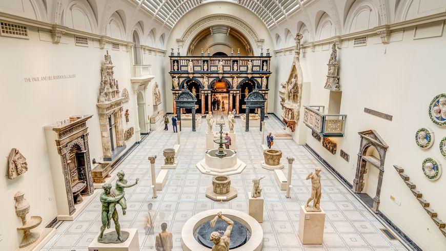 Музей Виктории и Альберта, Лондон
