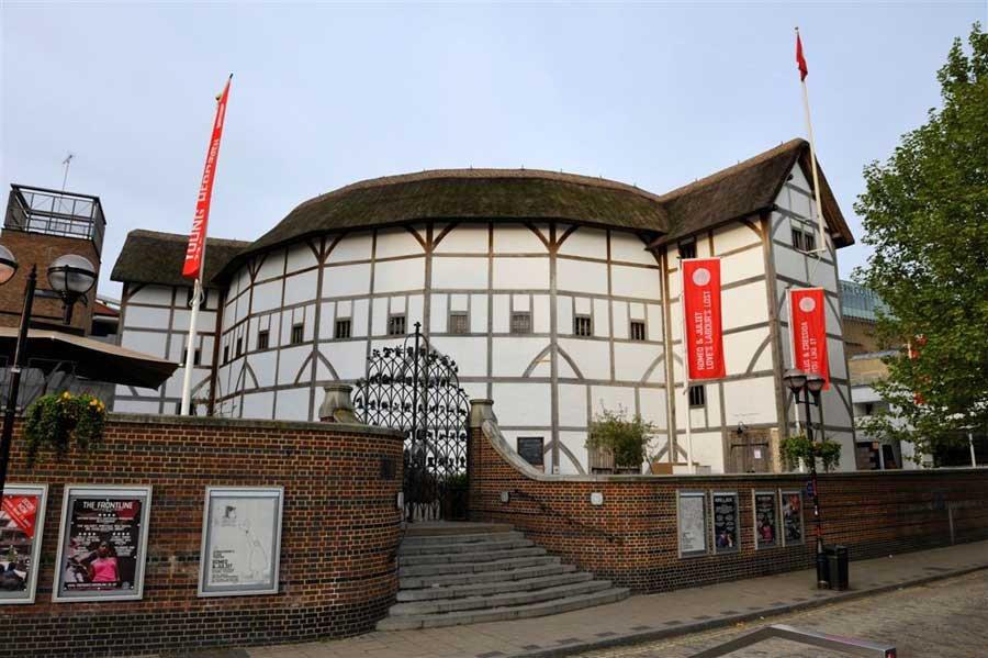 Театр Глобус, Лондон