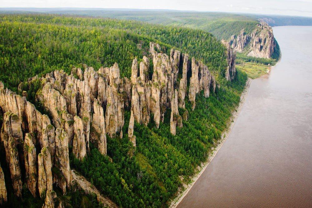 Ленские столбы (Республика Якутия)