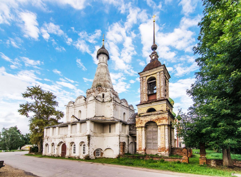 Церковь Петра Митрополита, Переславль-Залесский