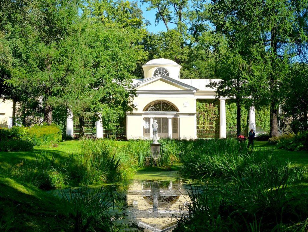 Музей-заповедник Павловск, Санкт-Петербург