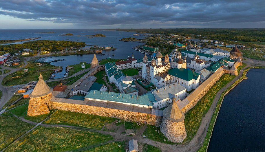 Соловецкий архипелаг