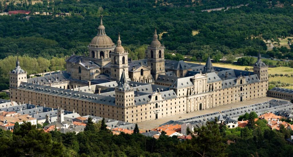 Монастырь Эскориал (г. Мадрид), Испания