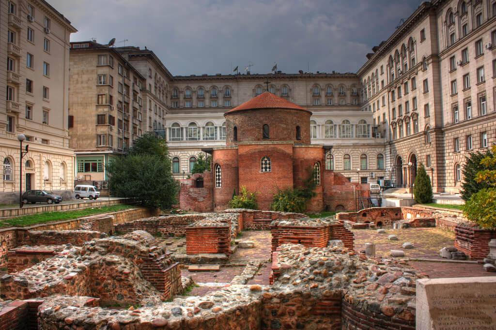 Ротонда Святого Георгия (г. София), Болгария