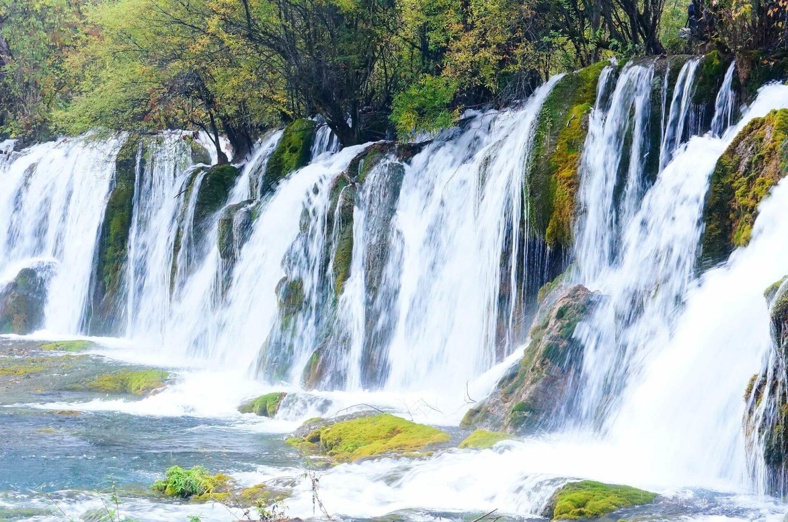 Национальный парк Цзючжайгоу, Китай