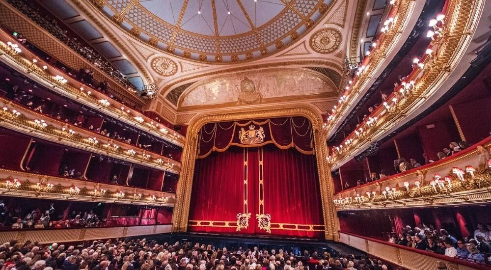 Королевский театр Ковент-Гарден, Лондон