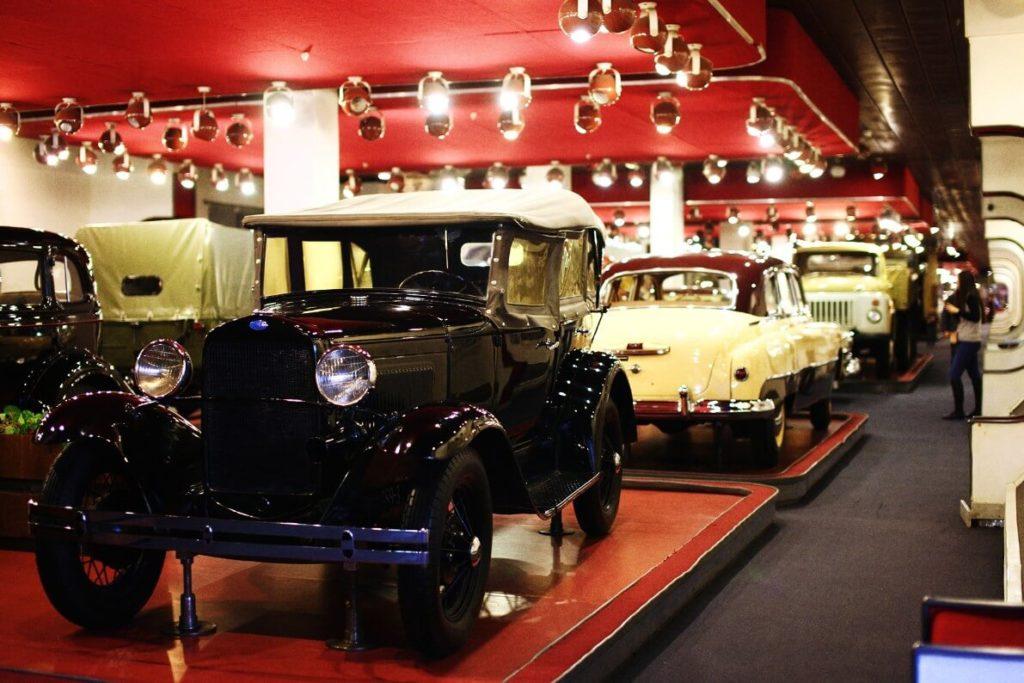 Музей истории ОАО «ГАЗ», Нижний Новгород