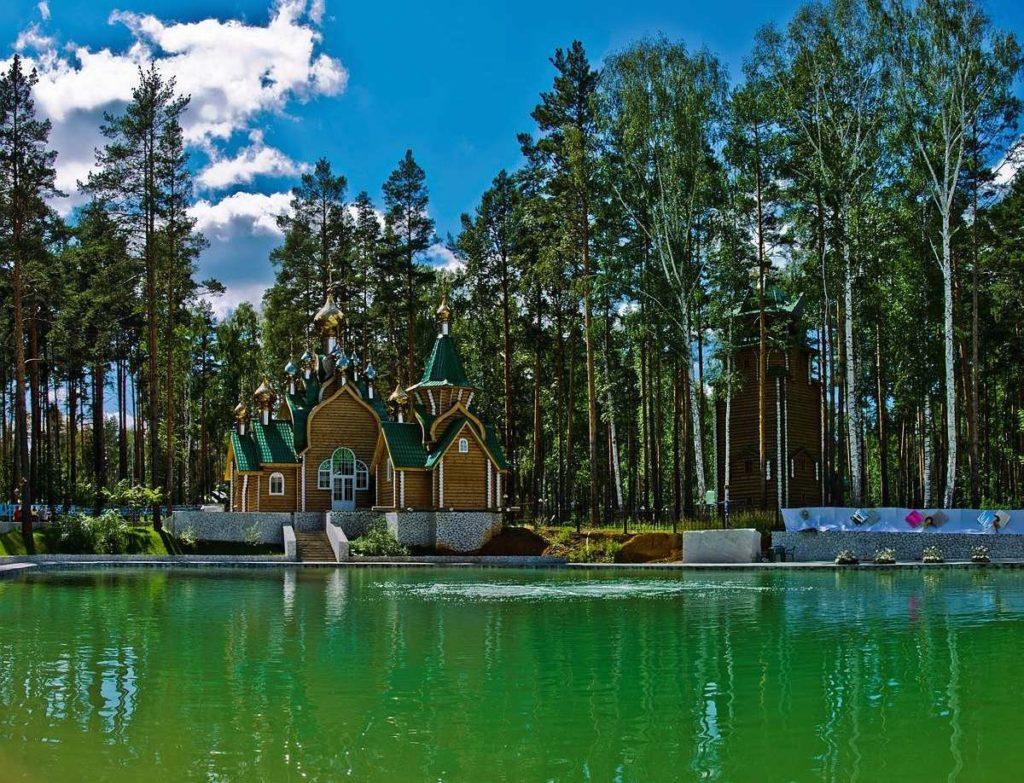 Монастырь Ганина Яма, Екатеринбург