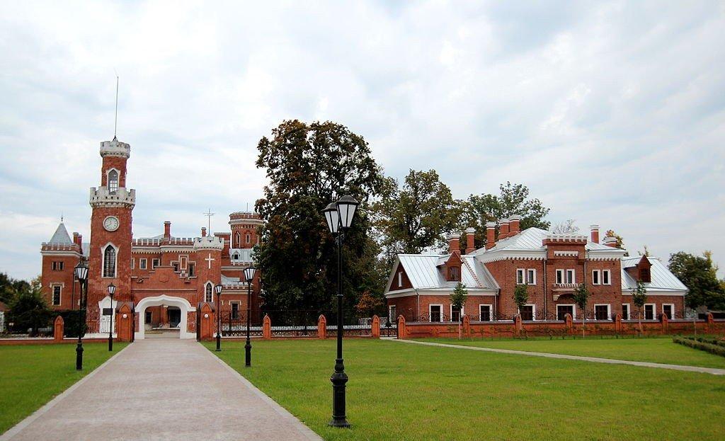 Дворцовый комплекс Ольденбургских