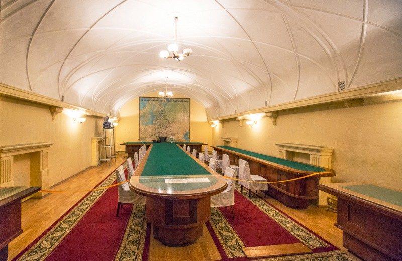 Бункер Сталина, Самара