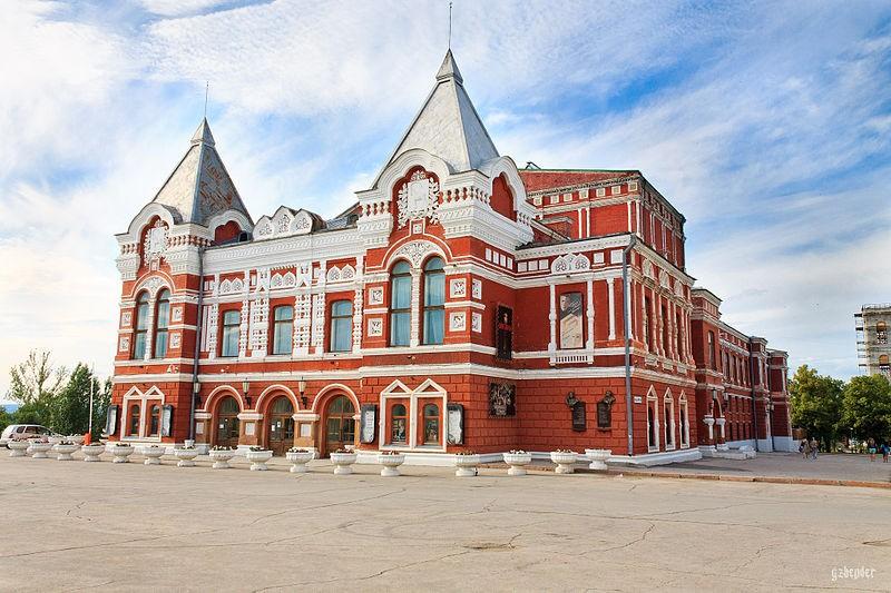 Самарский академический театр драмы имени М. Горького, Самара