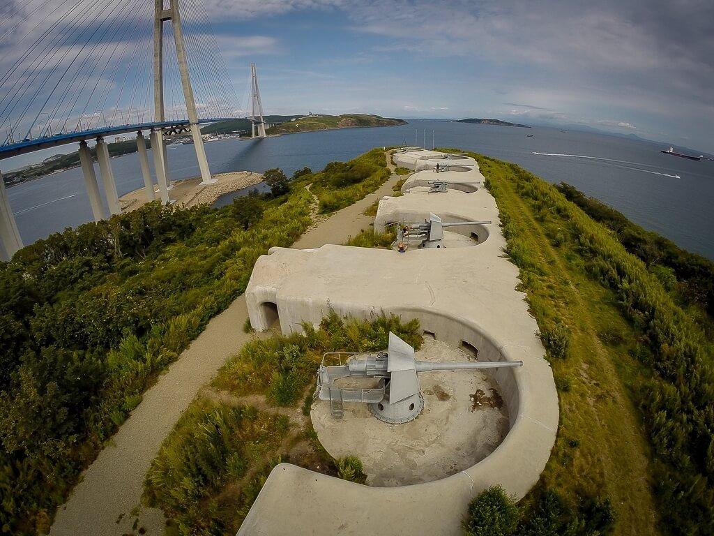 Владивостокская крепость, Владивосток