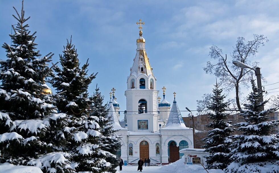 Покровский кафедральный собор, Самара