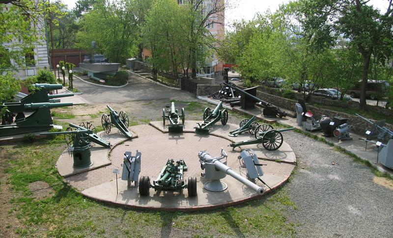 Военно-исторический музей Тихоокеанского флота, Владивосток