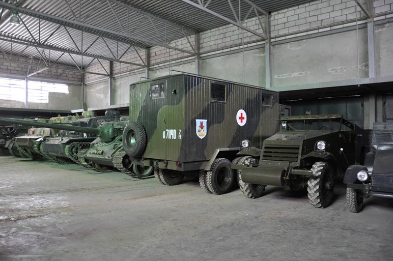 Донской Военно-Исторический Музей, Недвиговка