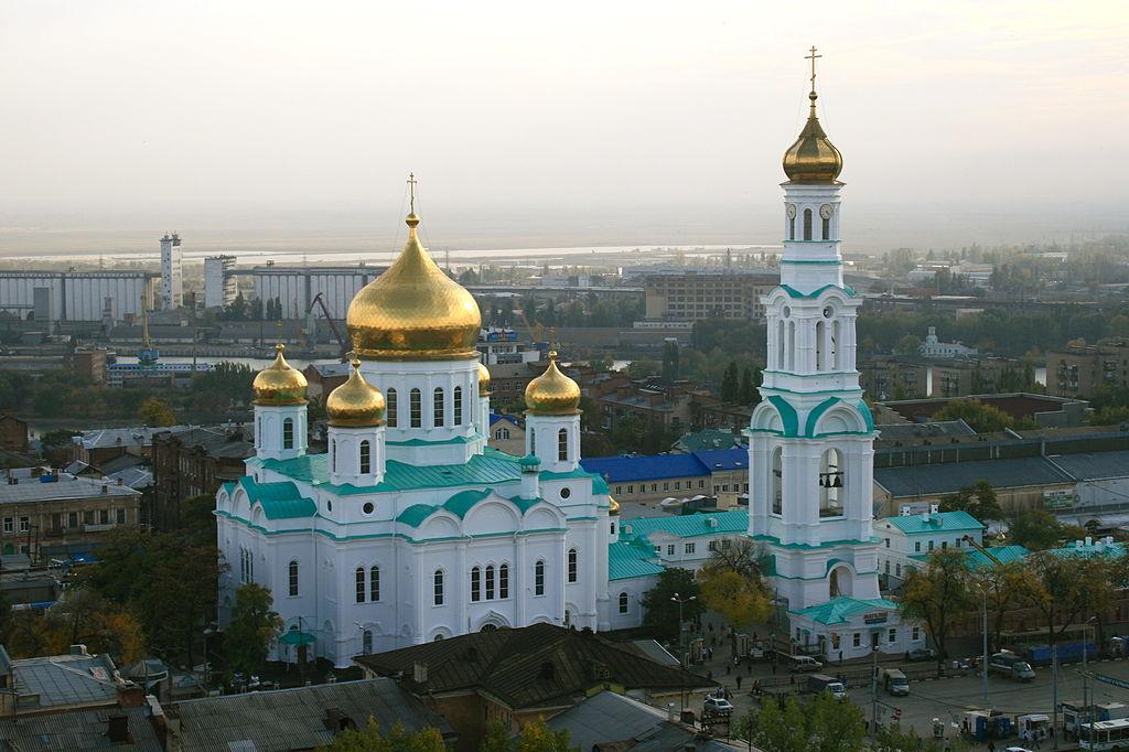 Кафедральный собор Рождества Пресвятой Богородицы, Ростов-на-Дону