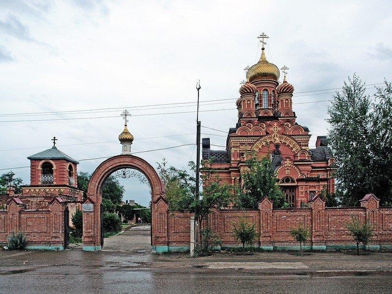 Иоанно-Предтеченский монастырь, Астрахань