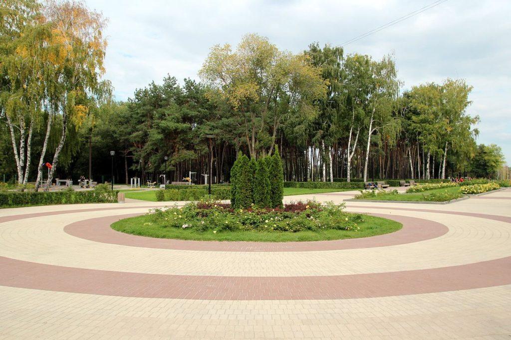 Парк «Алые паруса», Воронеж