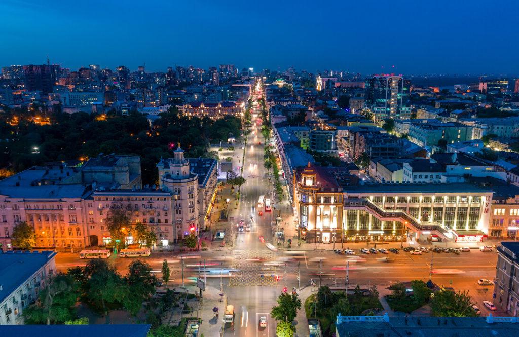 Большая Садовая улица, Ростов-на-Дону