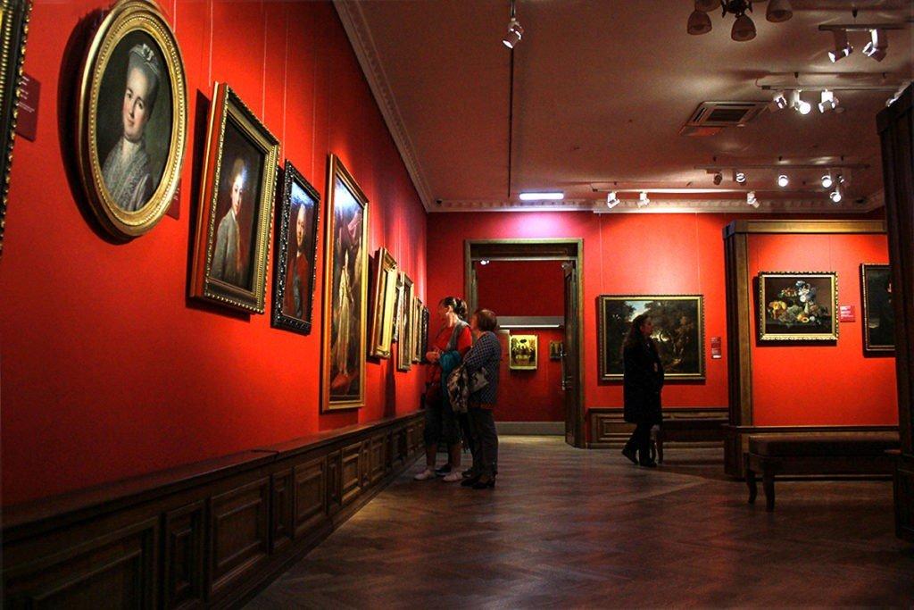 Приморская государственная картинная галерея, Владивосток