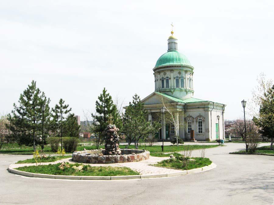 Церковь Сурб-Хач, Ростов-на-Дону