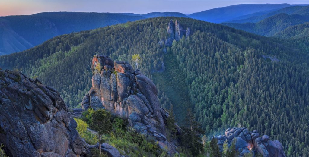 Национальный парк «Столбы», Красноярск