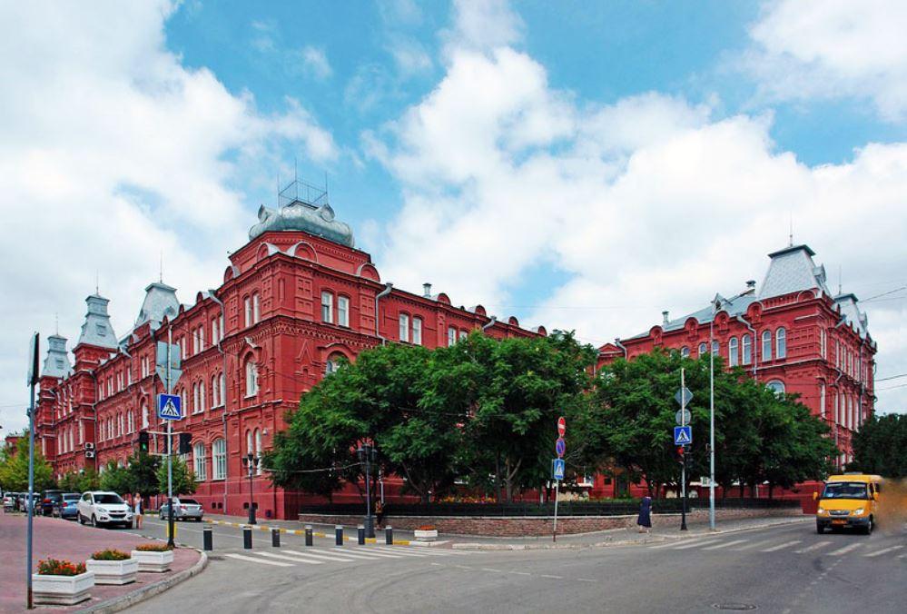 Астраханский Краеведческий музей, Астрахань