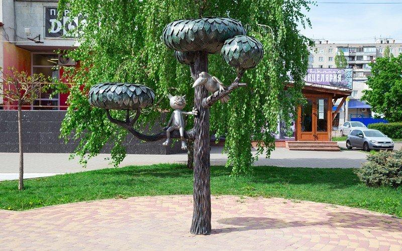 Котёнок с улицы Лизюкова, Воронеж