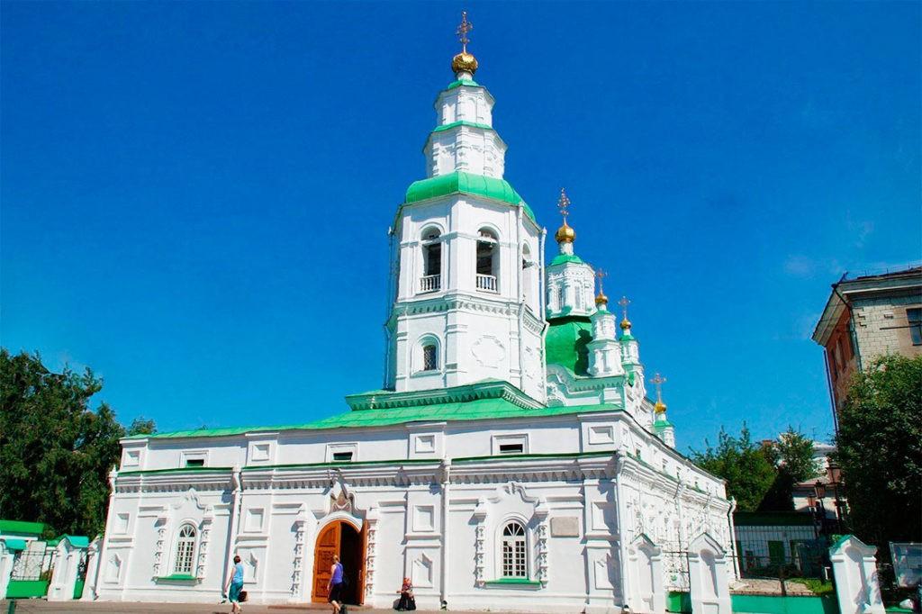 Свято-Покровский кафедральный собор, Красноярск