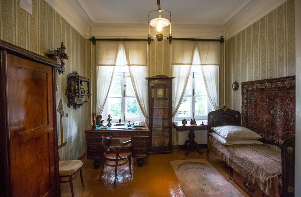 Музей-усадьба писателя Алексея Толстого, Самара