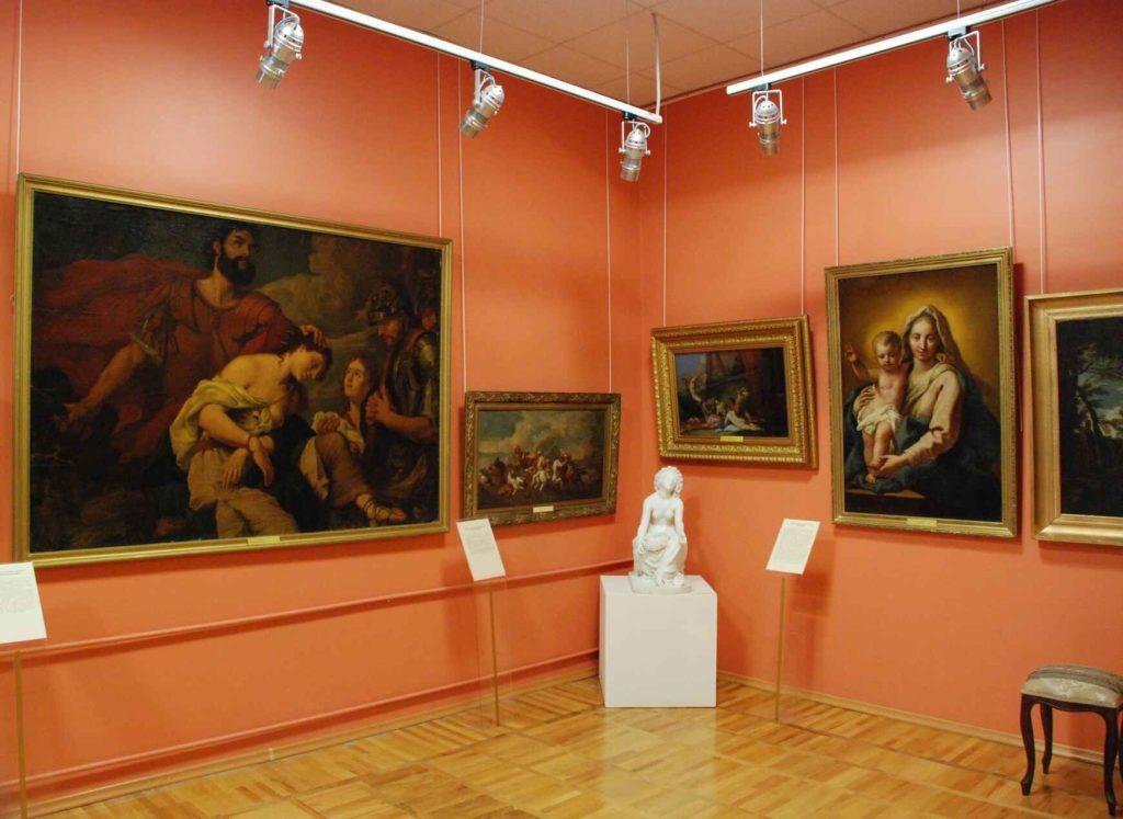 Ростовский областной музей изобразительных искусств, Ростов-на-Дону