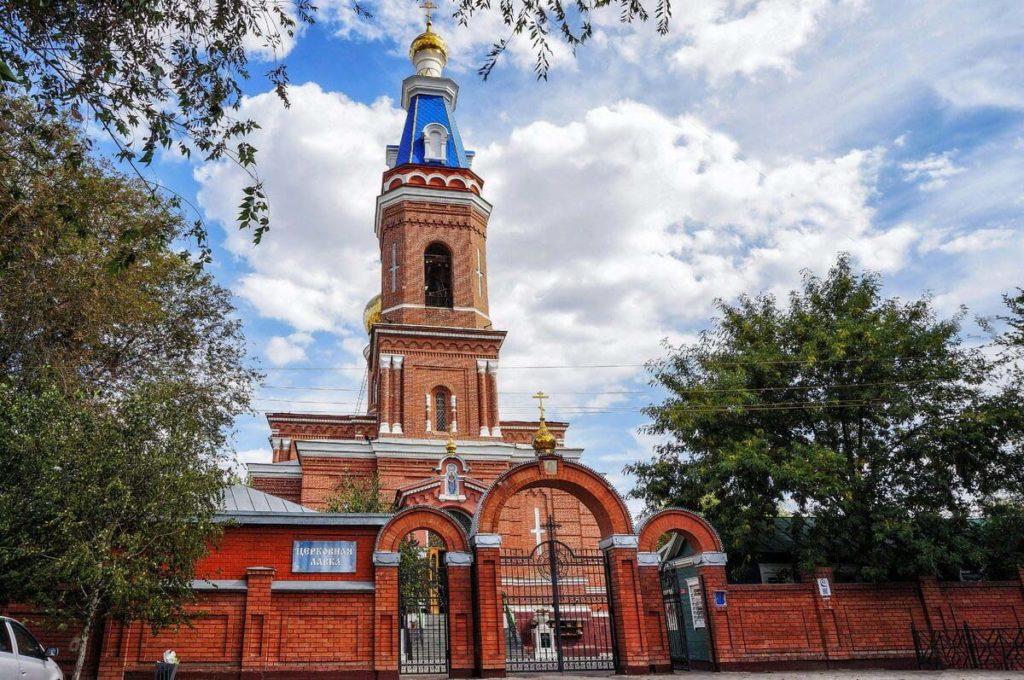 Покровский кафедральный собор, Астрахань